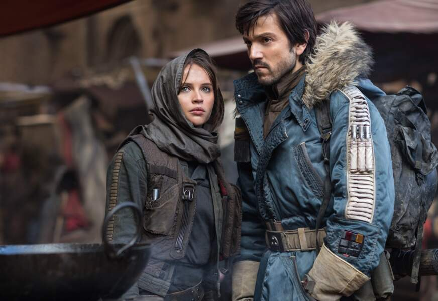 Jyn et Cassian, les rebelles au grand coeur de Rogue One