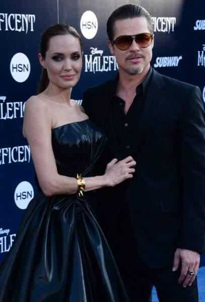 Angelina Jolie et Brad Pitt se sont rencontrés sur le tournage de Mr. & Mrs. Smith