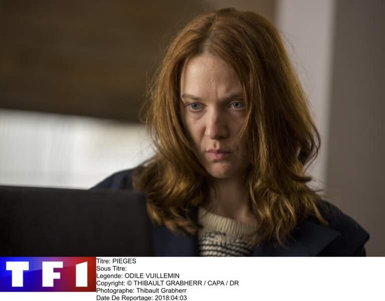 Depuis, elle multiplie les tournages, notamment pour des téléfilms de TF1 comme Piégés ou Entre deux mères