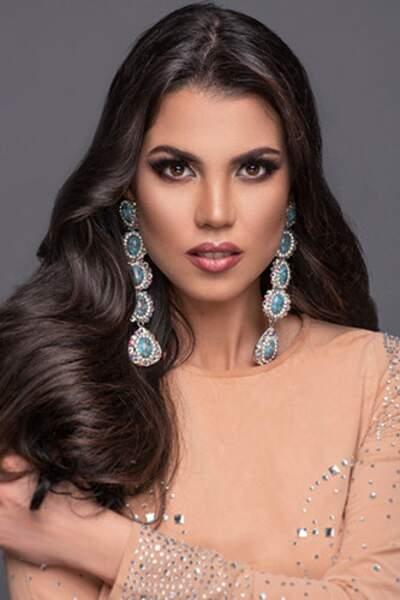 Andrea Diaz, Miss Chili
