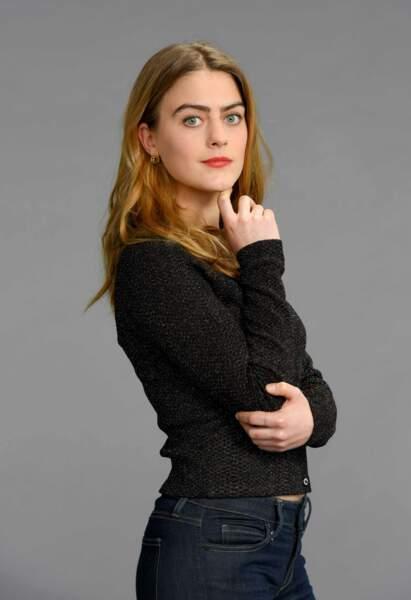 Elle est resplendissante !