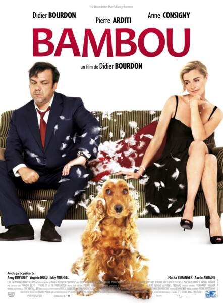 BAMBOU (2009) : Le chien, meilleur ami de l'homme quand celui-ci part en sucette…