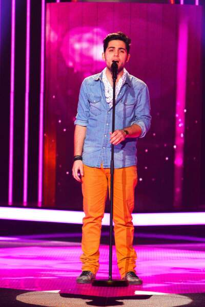 Alban Bartoli (The Voice)