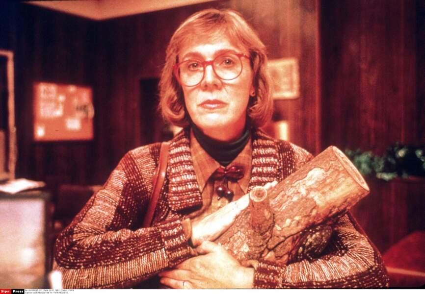 Agée de 71 ans, l'actrice Catherine E. Coulson est morte des suites d'un cancer.