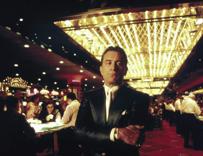 Casino (1995), huitième collaboration entre Martin Scorsese et Robert de Niro