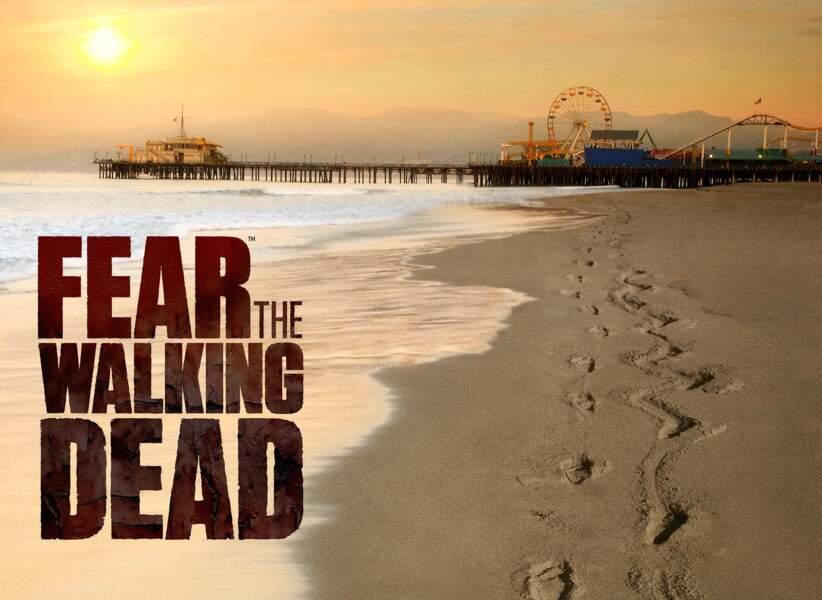 2015 a aussi accueilli la série spin off de The Walking Dead : Fear The Walking Dead (AMC)