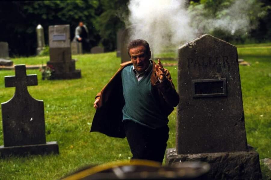 Robin Williams dans FInal Cut en 2004