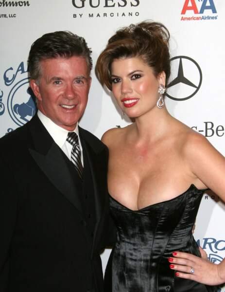 Il s'était remarié en 2005 pour la troisième fois avec Tanya Callau, mannequin et actrice