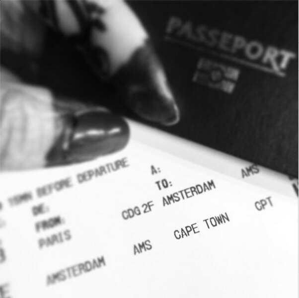 Direction sa ville préférée, Cape Town