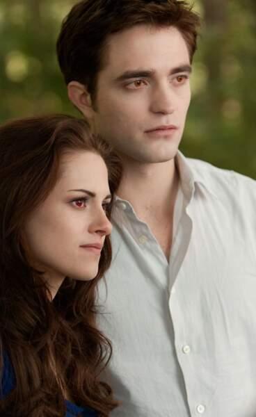 Bella et Edward reviennent dans le dernier opus de la saga Twilight