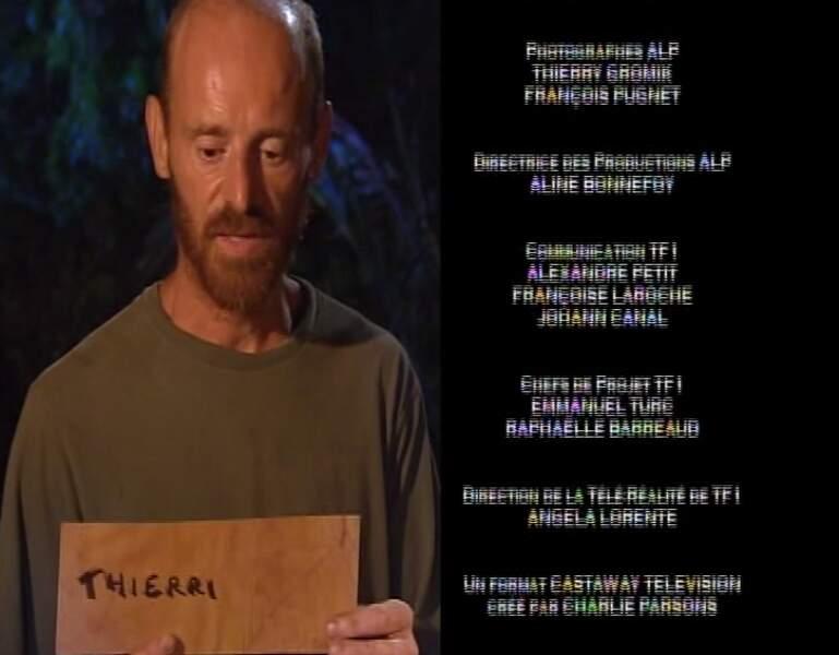 Philippe aussi a du mal avec l'orthographe du prénom du magnétiseur...