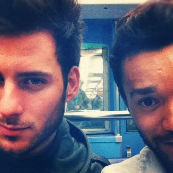 Zarko et Morgan : une amitié belle comme un wagon de métro