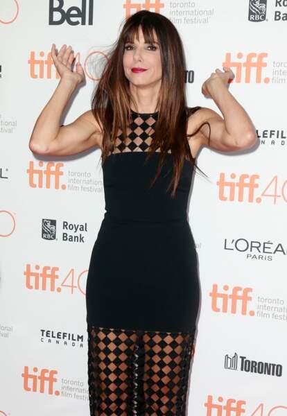 Sandra Bullock, 53 ans