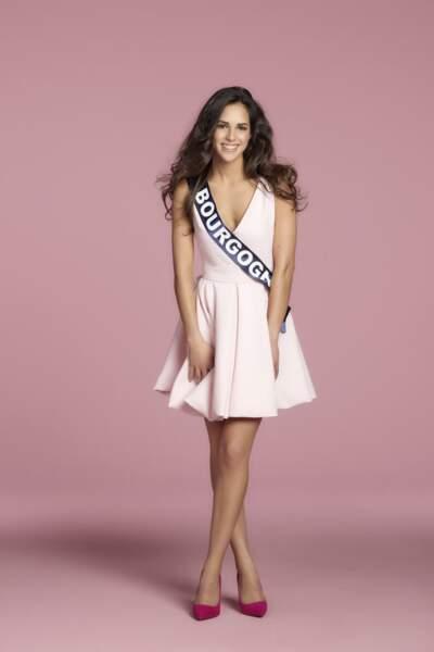Melanie Soares, Miss Bourgogne