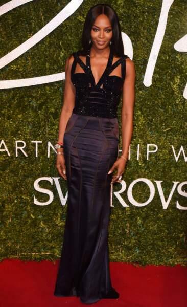 Naomi Campbell n'est pas un top pour rien !