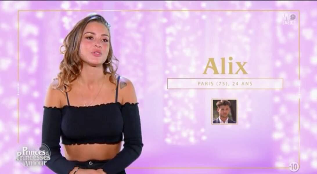 Connue du grand public grâce aux Marseillais, Alix avait déjà participé à Zéro Complexe