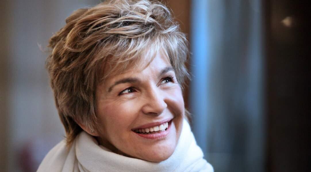 Star de Pause café, Véronique Jannot (Dr Badiou) a joué dans pléthore de fictions dont Camping Paradis