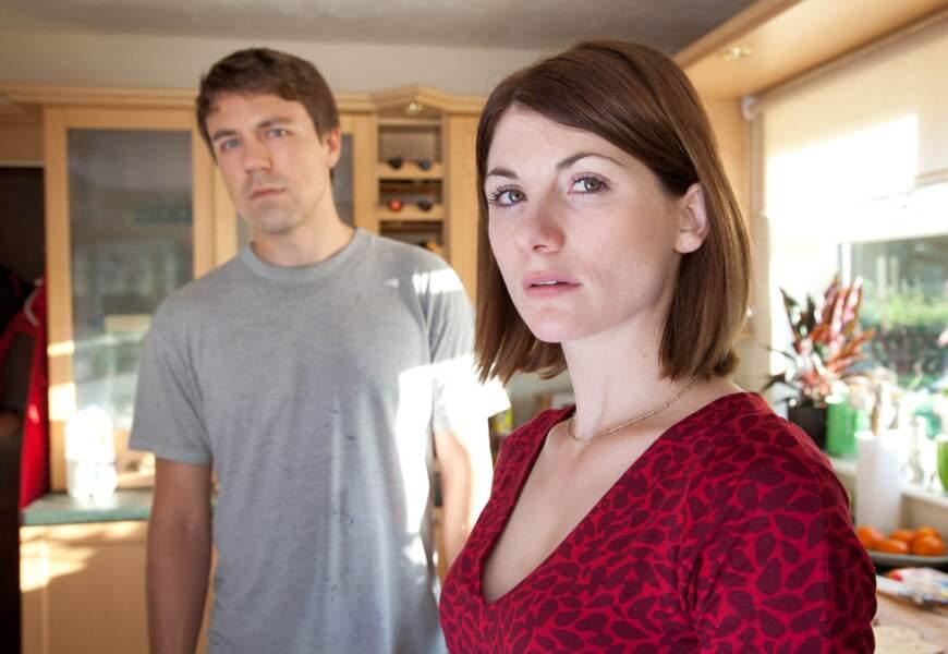 Dans Broadchurch, Jodie Whittaker incarne Beth Latimer, la mère du petit garçon décédé