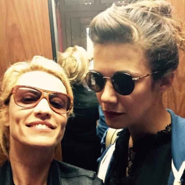 Les deux actrices sont très (très très) bonnes amies !