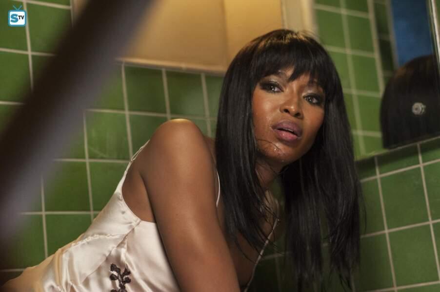 Naomi Campbell dans la saison 5