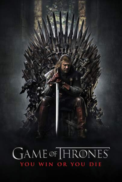 2015 a également accueilli la saison 5 de la cultissime série Game of Thrones (HBO)