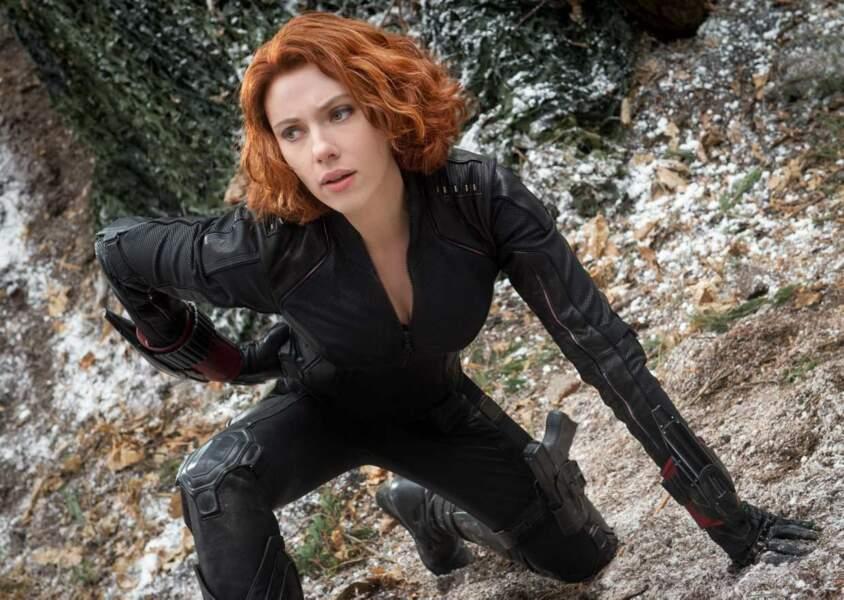 Scarlett Johansson (Natasha Romanoff alias la Veuve noire) sera toujours de la partie !