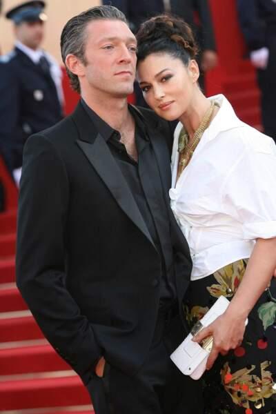 18 ans de vie commune ! Un record chez les stars, pour Vincent Cassel et Monica Bellucci, séparés en août 2013.