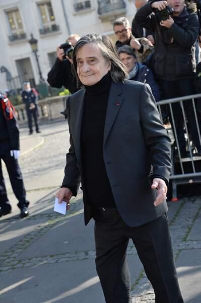 L'acteur Jean-Pierre Leaud