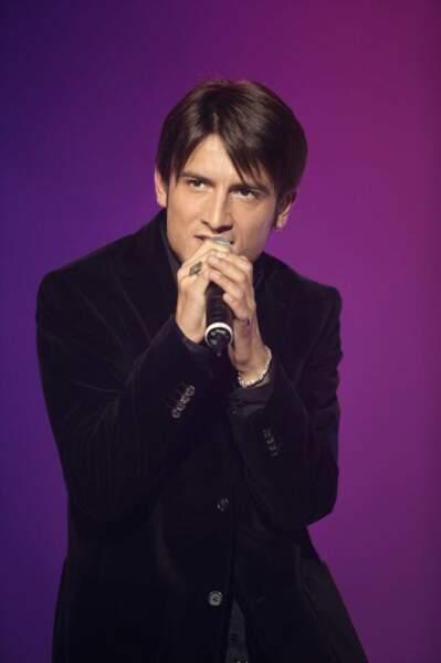 Michal, finaliste malheureux de la saison 3 en 2005
