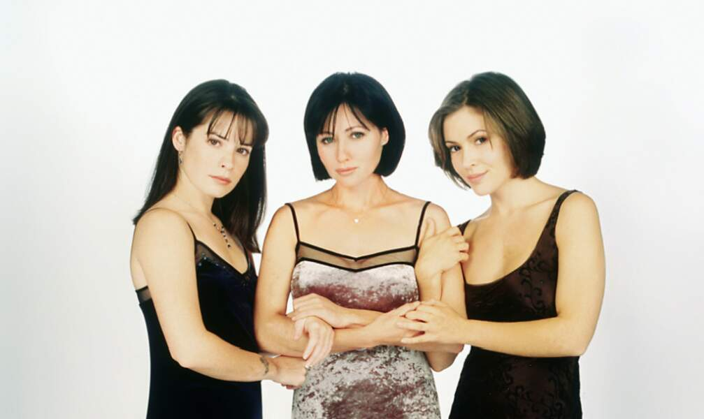 Les sœurs Halliwell en 1998 !