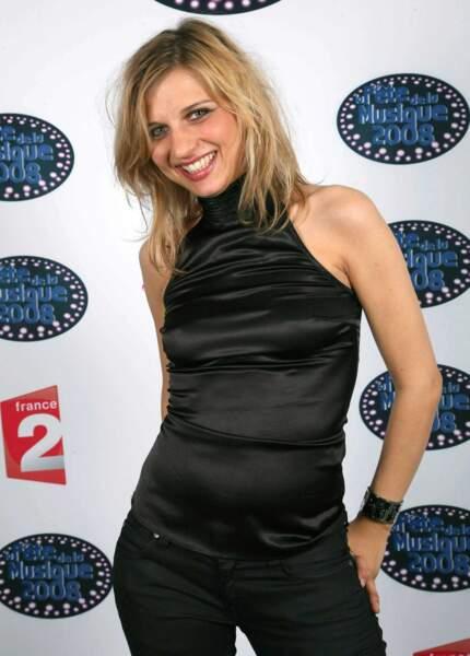 Amandine Bourgeois en 2008