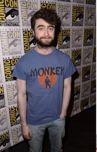 Il est barbu Harry Potter ! (Daniel Radcliffe)