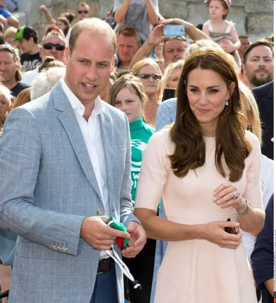 À Kate et William désormais de marquer la France de leur empreinte