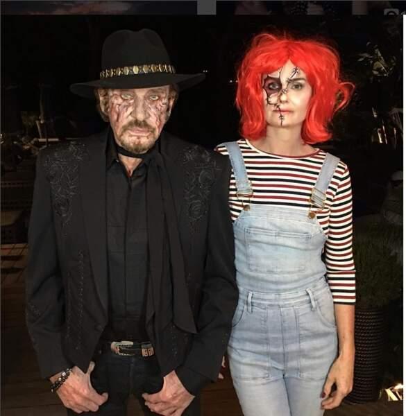 2016 : Johnny zombie, Halloween oblige !