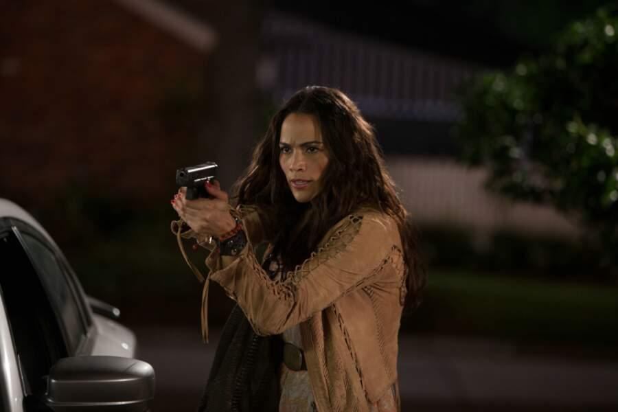 Elle sait aussi manier le flingue, la preuve dans 2 Guns (2013)