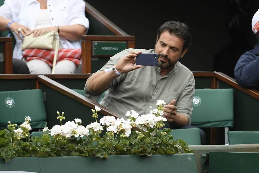 Bruno Salomone veut immortaliser quelques beaux échanges