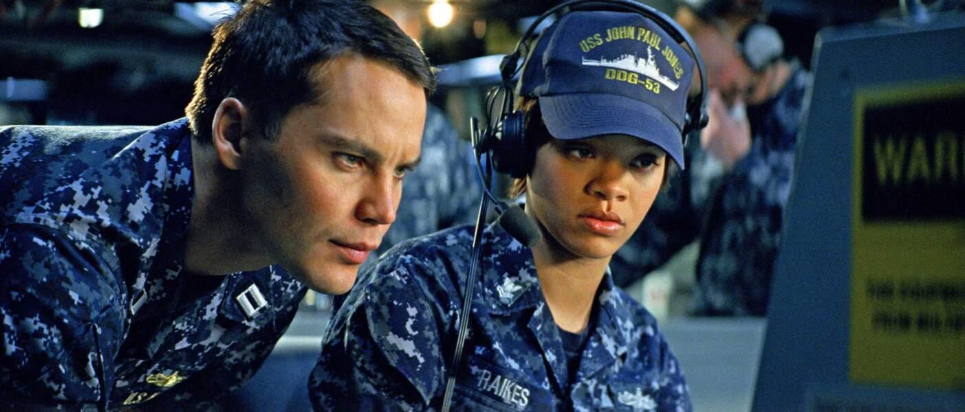 Elle fait ses premiers pas d'actrice dans la superproduction Battleship en 2012, dans le rôle de Cora Raikes.