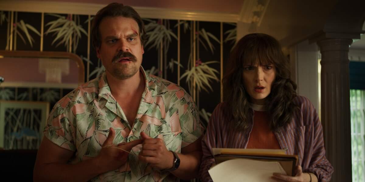 Jim et Joyce essaient de comprendre ce qu'il se passe