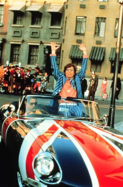 On aime aussi celle de Mike Myers alias Austin Powers