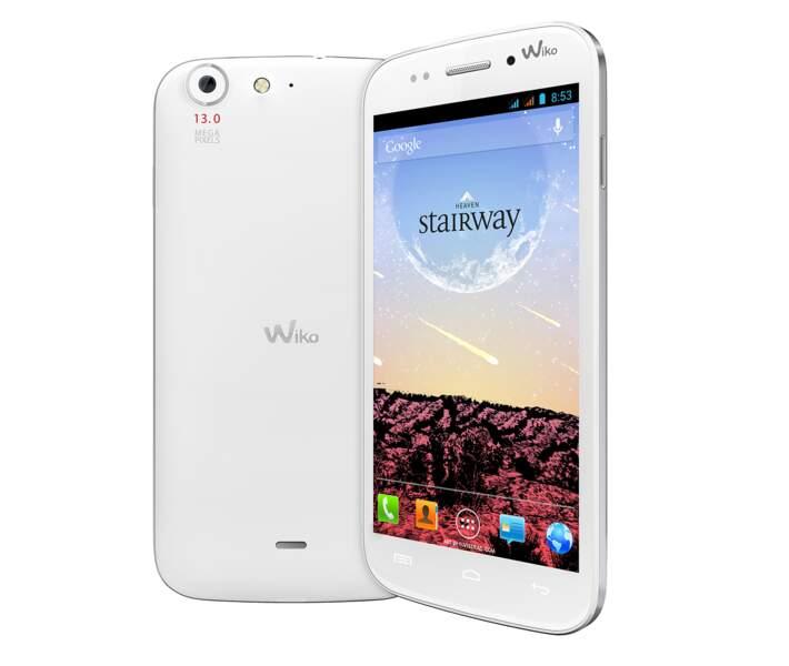 Wiko Stairway : un smartphone complet et accessible