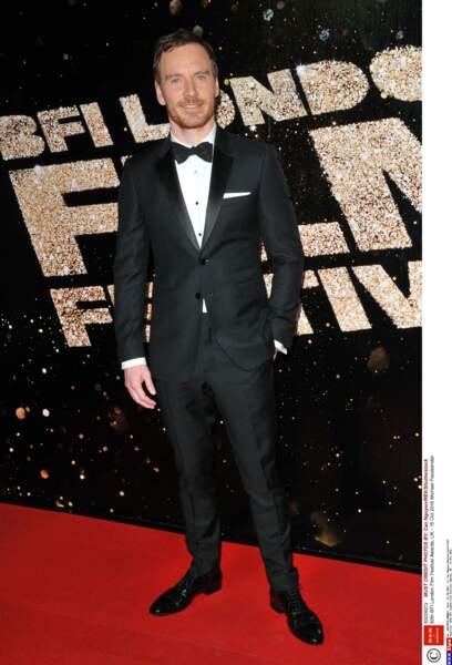 Michael Fassbender, la coqueluche de Hollywood, joue très bien les robots. Alors James Bond, vous pensez…