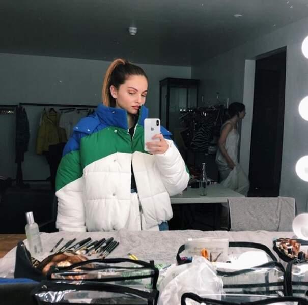 Thylane Blondeau ne connait toujours pas sa taille de vêtements