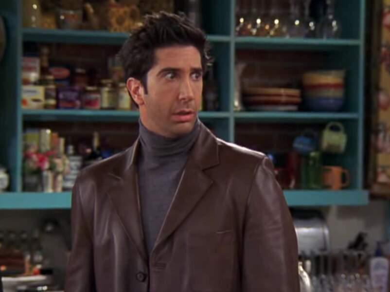 Ross n'a pas trop changé en dix années...