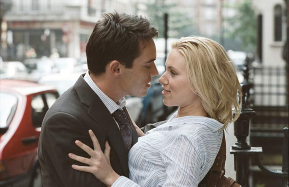 Scarlett Johansson et Jonathan Rhys-Meyer
