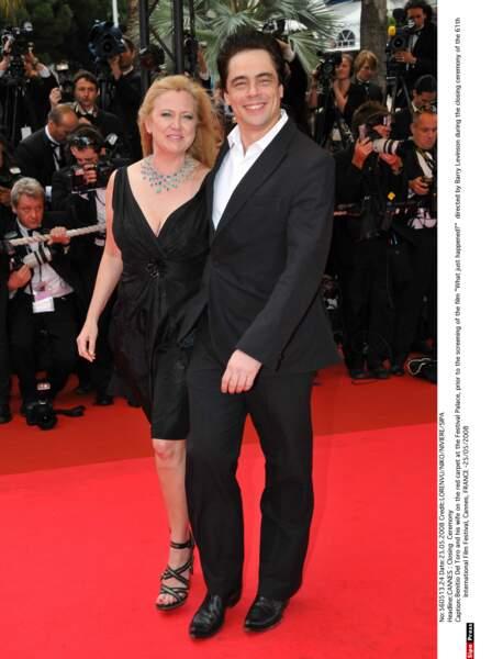 """La dernière femme vue à son bras fut sa productrice Laura Bickford pour le film """"Che""""....."""