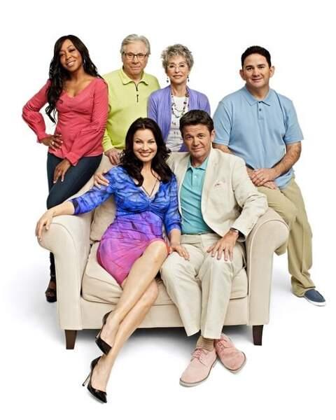 En 2005, elle revient dans une nouvelle série, Du côté de chez Fran. Puis, dans Happily Divorced en 2011