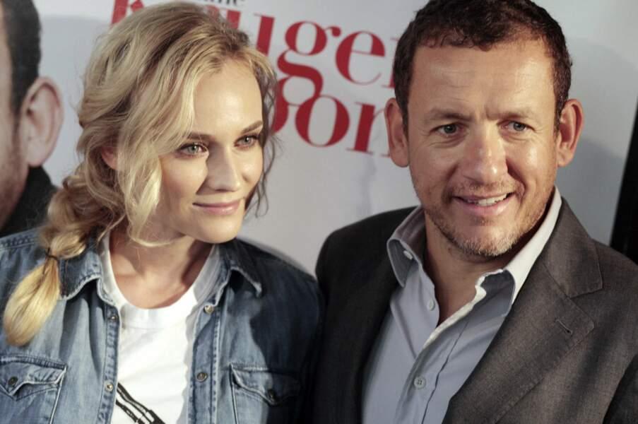 En 2012, il tourne Un plan parfait avec Diane Kruger