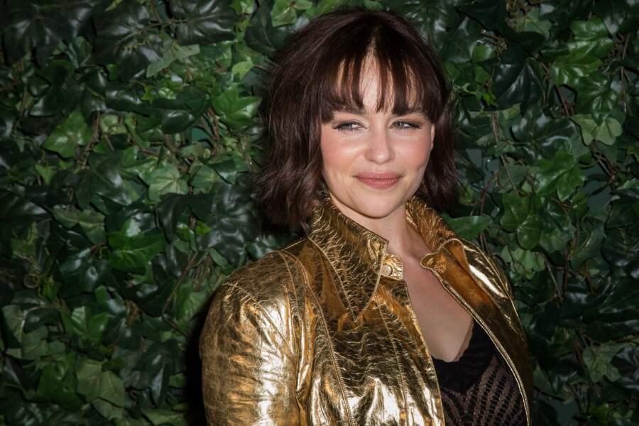 Six ans plus tard, Emilia Clarke est l'une des actrices les plus demandées de Game of Thrones
