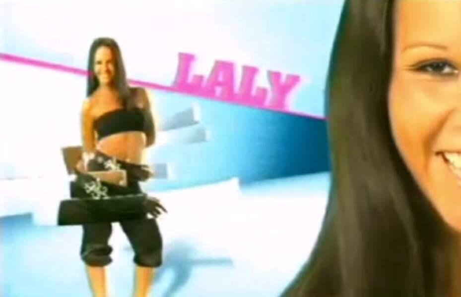 """Laly (Saison 1). Son secret : """"Je suis policière et strip-teaseuse"""""""