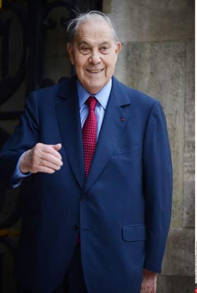 L'ancien ministre Charles Pasqua s'est éteint à 88 ans.
